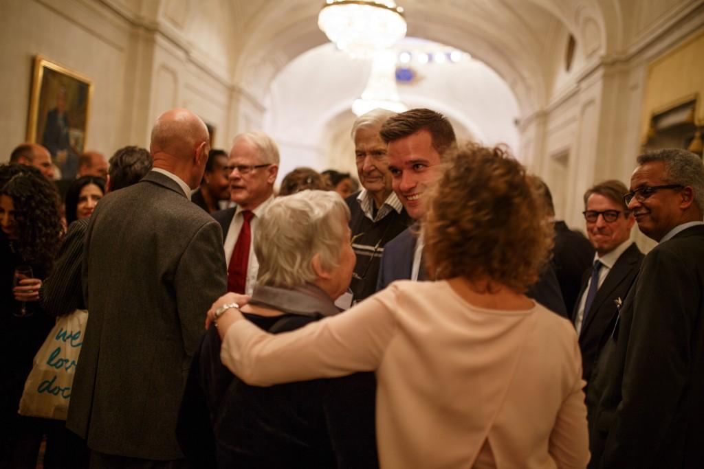 The Olof Palme Prize 2015