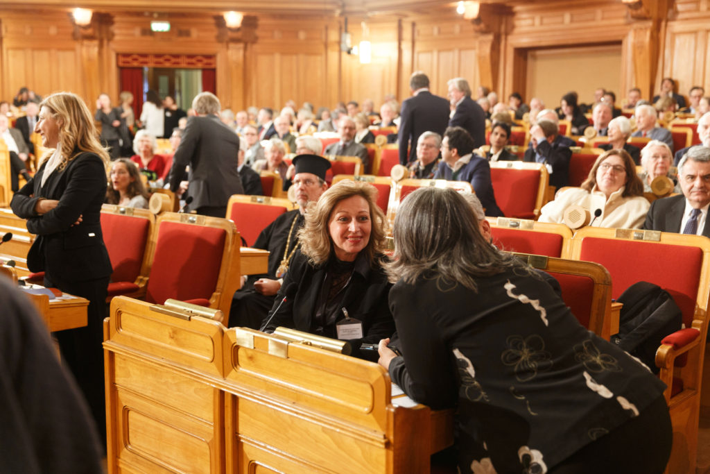 The Olof Palme Prize 2016. Photo: Björn Qvarfordt